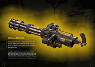 Minigun SS4 concept