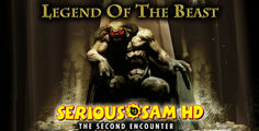 Legend of the Beast cover