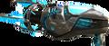 Beam Gun rear view