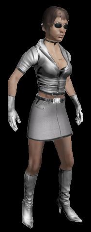 Silver Sarah