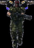 Flying Cloned Sniper