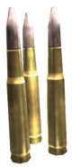 Sniper Rifle Bullets