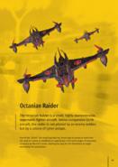 Octanian Raider concept