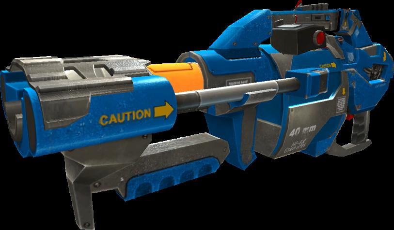 MK IV Grenade Launcher