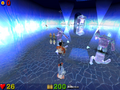 Ice Elementals attack