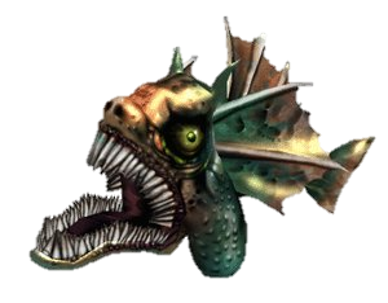 Reeban Electro-Fish