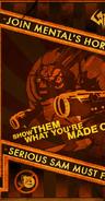 Scrapjack Mental's Horde poster