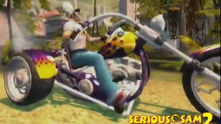 Motorcycle (SS2)