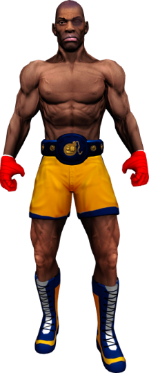 Boxer Barry