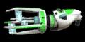 Beam Gun HUD