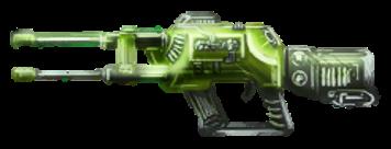 XL4 Lasergun