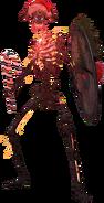Skeleton Christmas