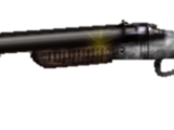 Double-Barrel Shotgun