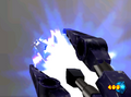 Power Gun prim fire