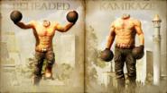 Kamikaze gamecard