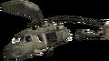 Black Hawk crashed