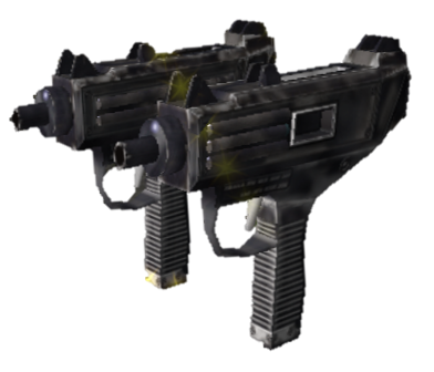 Shofield Uzi Pistol