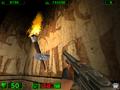 Pump-action shotgun Test 1 v
