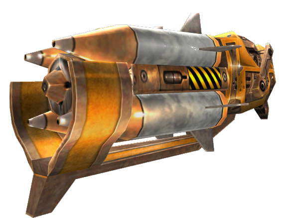 XPML21 Rocket Launcher