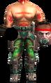 Beheaded Commando