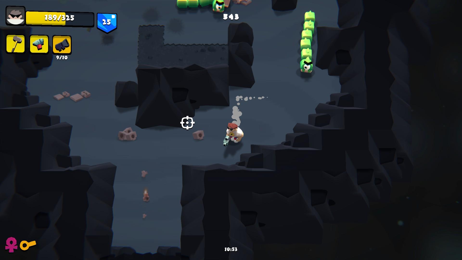 Nightmare Caves