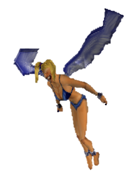 Witch-Harpy