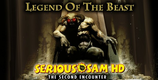 Serious Sam HD: Legend of the Beast