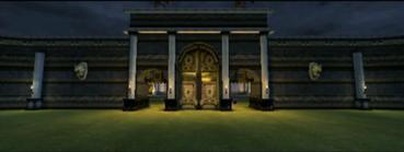 Представление в Колизее