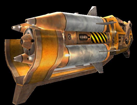 Ракетомет XPML 21