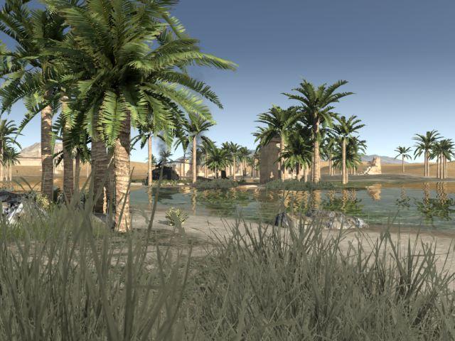 Затерянные Храмы Нубии