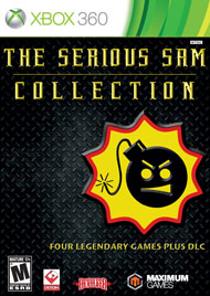 Serious Sam Xbox Collection