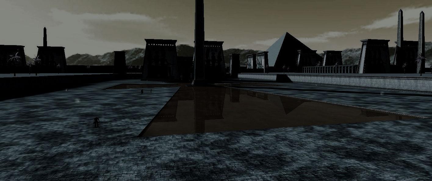 Древние воды (SSXbox)