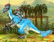 Bluedinosaurevil dd