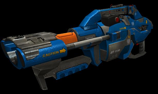 Гранатомёт MK4
