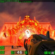 28980-serious-sam-the-first-encounter-windows-screenshot-the-lava.jpg