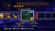 Serious Sam Next Encounter PS2 PCSX2 HD Прохождение – Этап 33 Глубокий град Город