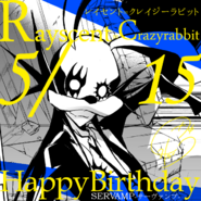 Rayscent 2021 bday