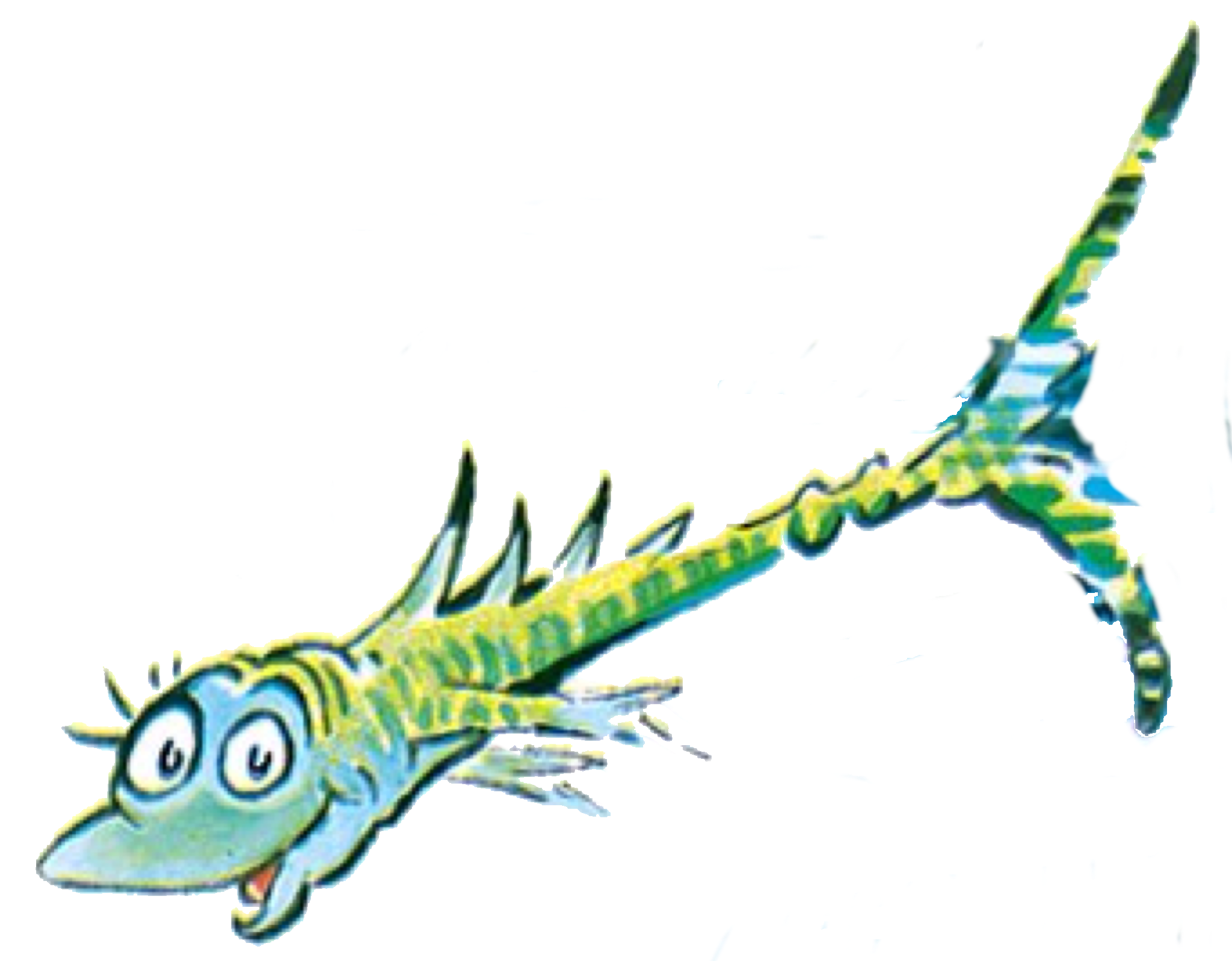 Thin Fish (McElligot's Pool)