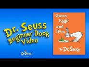 Dr Seuss - Green Eggs and Ham (Dr