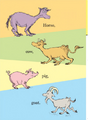 Dr. Seuss's Book of Animals (5)