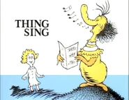 That thing can sing