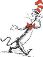 Cat tip hat