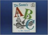 Dr. Seuss's ABC (movie logo book)