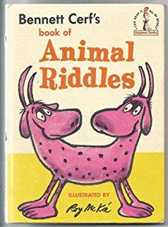 Bennett Cerf's Book of Animal Riddles