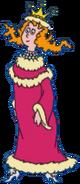 Queen Quinella the quick Queen of Quincy