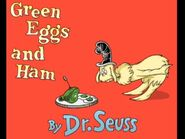 Living Books- Green Eggs and Ham (Read to Me)