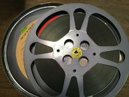 16mm film Dr Seuss THE CAT IN THE HAT 1971 animated 1200' reel (10)