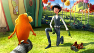 Lorax, Once-Ler and Bar-ba-loot