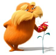 The lorax flower