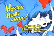 Horton Hears A Who (6)
